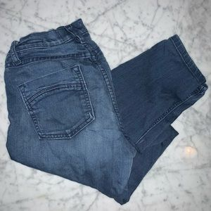 FREE PEOPLE SIZE 26 HI RISE JEANS —MADE IN USA